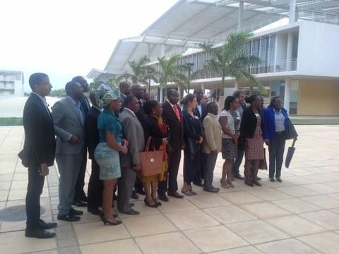 Alumni Tagung Angola