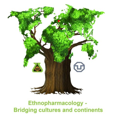 Logo des 19. Ethnopharmakologischen Kongresses