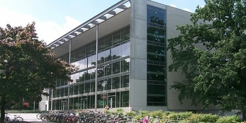 Das Hörsaalzentrum der TU Dresden
