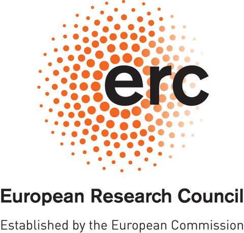 Logo des European Research Council