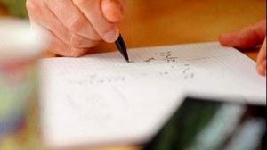 Mathe Mittschrift