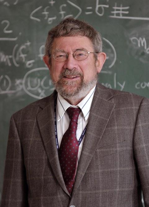 Porträt Mike Kosterlitz