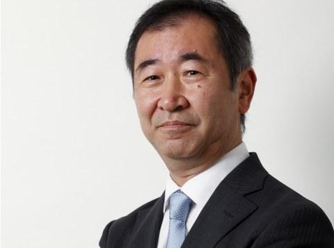 Porträtfoto von Takaaki Kajita