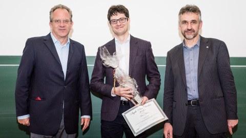 Preisverleihung Physik-Preis Dresden
