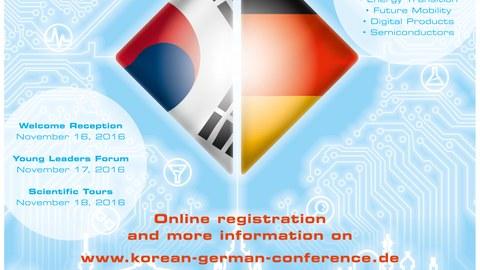 Plakat 8. Deutsch-Koreanische ADeKo-Wissenschaftskonferenz