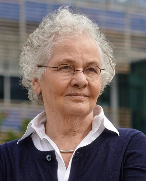 Portrait Christiane Nüsslein-Volhard