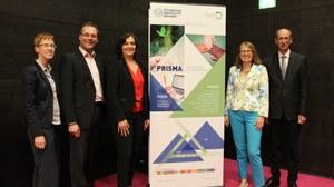 Ein Bild des Vorstandes von Prisma