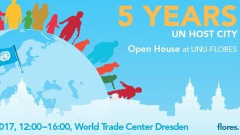 2017 Tag der Vereinten Nationen Dresden: Tag der offenen Tür