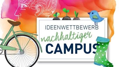 Ideenwettbewerb Nachhaltiger Campus