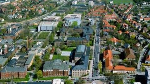 Startbild der TU Dresdenhomepage