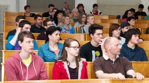 Gasthörer an der Uni