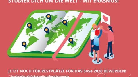 Erasmus Restplätze 2020