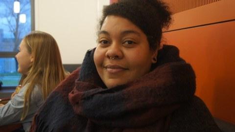 Andréa Okongo
