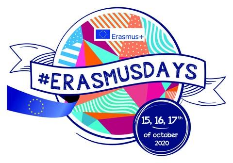 Logo der ErasmusDays 2020
