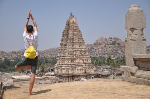 Unter den weitern Top 10: André Paegert aus Indien