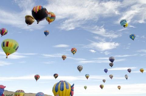Reno, Ballons