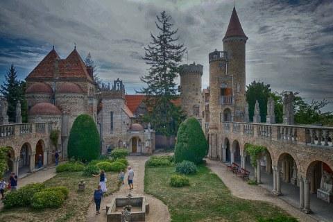 Bory Castle Ungarn