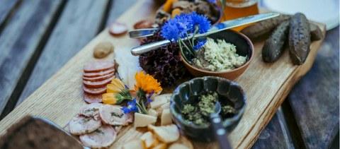 typisch estnisches Essen