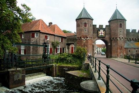 Koppelpoort - a medieval city gate