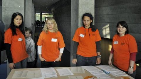 Studenten TU Dresden