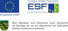 ESF-Logokombination