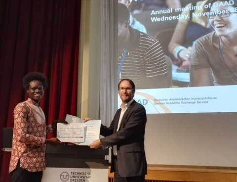 DAAD-Preisträger 2018