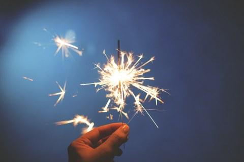 sparkler