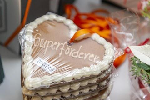 Pfefferkuchenherz