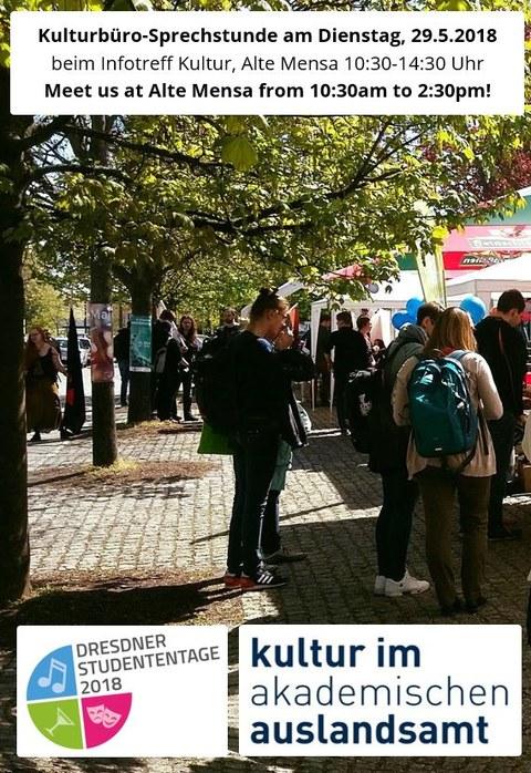 Dresdner Studententage 2018