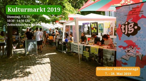 Dresdner Studententage 2019 Infotreff Kultur