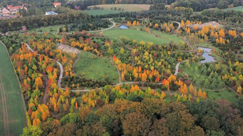 Tharandt - Forstbotanischer Garten