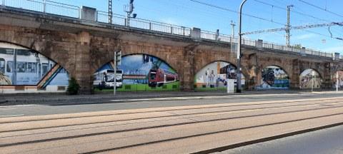 Friedrichstadt graffity