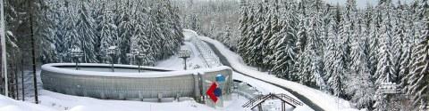 Eiskanal Altenberg