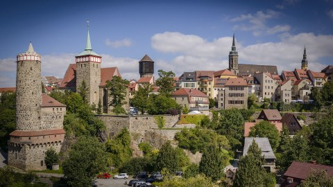 City view of Bautzen