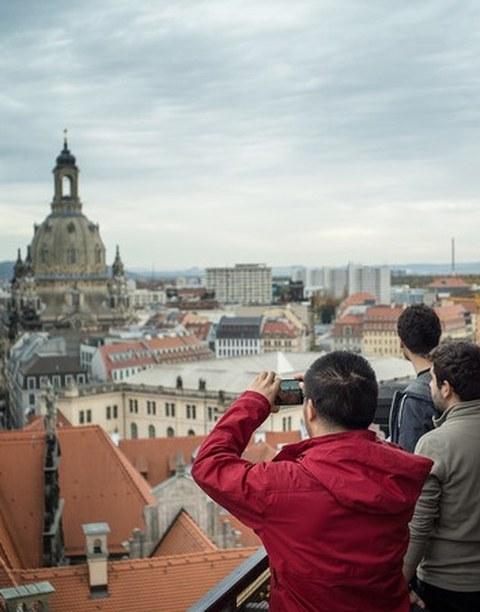 Photowalk through Dresden