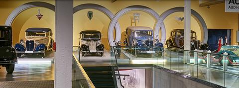 Zwickau Horch Museum