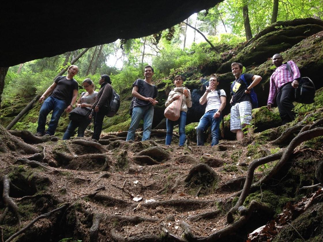Wandertag in der s chsischen schweiz mit dem kulturb ro for Medizin studieren schweiz