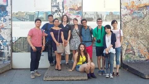 Excursion to Berlin
