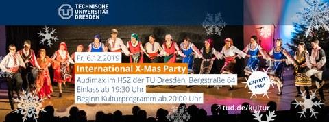 Xmas-Party 2019 Facebook-Bild