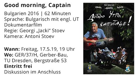 Film Good Morning Captain Info