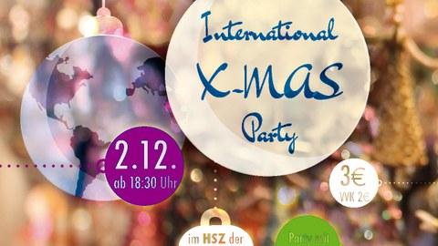 Weihnachstfeier 2016 Flyer