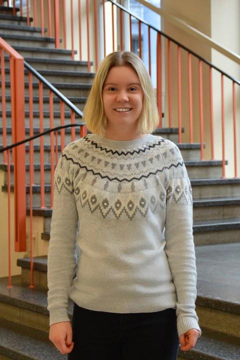 Porträtfoto von Laura Schramm