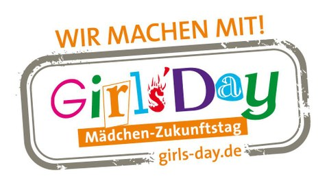 Logo Girlsday 2016