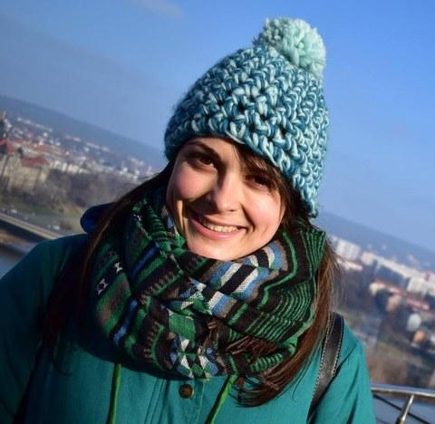 Krista from Latvia