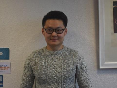Kaixuan from China