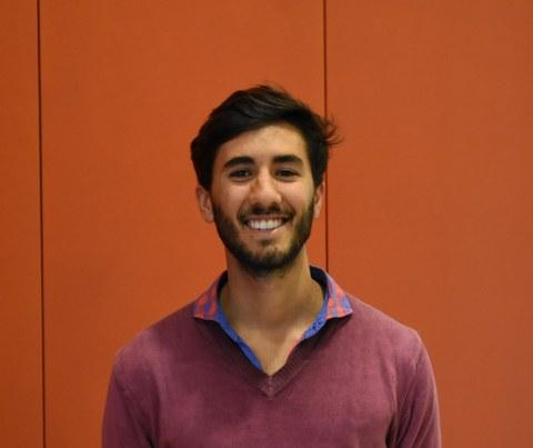 Gregorio aus Argentinien