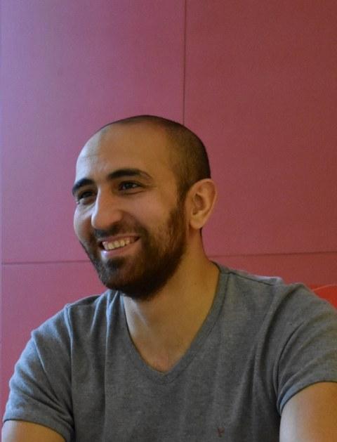 Khaled aus Ägypten