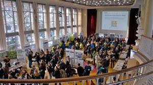 Info-Markt zu Uni Live 2017
