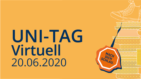 Graphik virtueller Uni Tag 20.06.2020