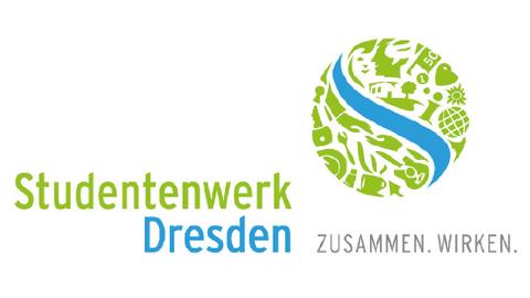 Logo Studentenwerk Dresden  - Zusammen wirken